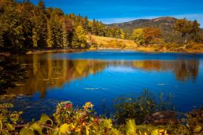 обои для рабочего стола 1920x1280 природа, реки, озера, горы, река, осень