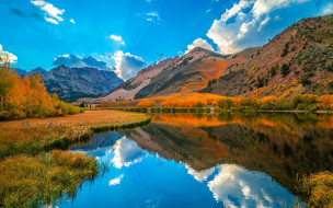 North Lake,California,Sierra Nevada обои для рабочего стола 1920x1200 north lake, california, sierra nevada, природа, реки, озера, north, lake, sierra, nevada