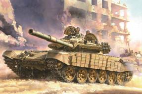техника, военная техника, средний, танк, объект, 172м, t-72av, т-72аb, masami, onish