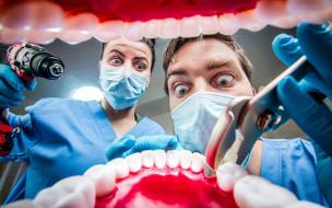 зубы, стоматологи