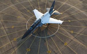 авиация, боевые самолёты, истребитель, аэродром, круг, боевая