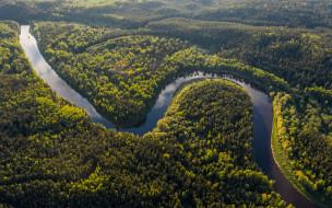 обои для рабочего стола 2560x1600 природа, реки, озера, панорама
