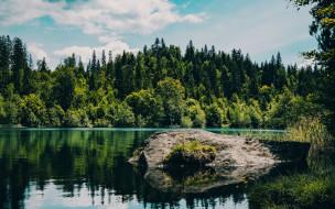 обои для рабочего стола 2560x1600 природа, реки, озера, река