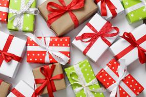 праздничные, подарки и коробочки, подарки, ленты, банты