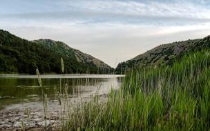 обои для рабочего стола 2560x1600 природа, реки, озера, горы, река