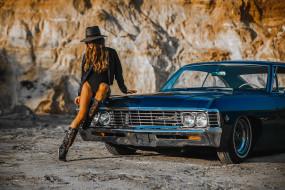 автомобили, -авто с девушками, ретро