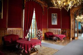 интерьер, дворцы,  музеи, люстры, картина