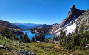 Minaret Lake,California обои для рабочего стола 2560x1600 minaret lake, california, природа, реки, озера, minaret, lake