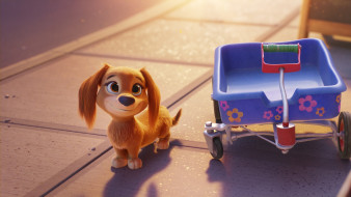 щенячий патруль, в кино, персонаж, собака, мультфильм, анимация
