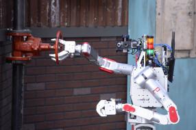 техника, другое, darpa, robotics, challenge, drc, hubo, робот, кран, вентиль