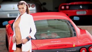 автомобили, -авто с девушками, barbara, martins