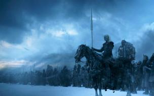 кино фильмы, game of thrones , сериал, мертвецы, армия, ходоки