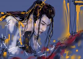 сюэ ян, рисованное, кино,  мультфильмы, the, untamed, неукротимый, повелитель, чэньцин, мосян, тунсю, mo, dao, zu, shi, магистр, дьявольского, культа, xyegnik, prasdnik
