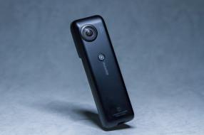 панорамная камера, фото, видео, круговой обзор, ces 2018, insta360, nano s