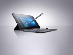 компьютеры, dell, игровое, оборудование, latitude, 11, 5000, планшет, ces, 2016, обзор
