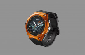 casio, wsd, f10, ces 2016, умные часы