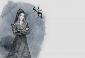 сюэ ян, рисованное, кино,  мультфильмы, the, untamed, неукротимый, повелитель, чэньцин, мосян, тунсю, mo, dao, zu, shi, магистр, дьявольского, культа