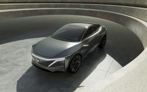 автомобили, nissan, datsun, ims, concept, 2019, автомобиль, концепт, японские