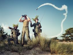 военные, ракета