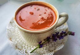 еда, первые блюда, томатный, суп