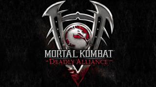 обои для рабочего стола 1920x1080 видео игры, mortal kombat deadly alliance, эмблема