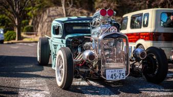 автомобили, выставки и уличные фото, hot, rod