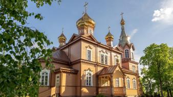 города, - православные церкви,  монастыри, церковная, архитектура, дерево, церковь, купола, россия