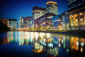 обои для рабочего стола 2048x1368 города, токио , япония, токио, tokyo, marunouchi