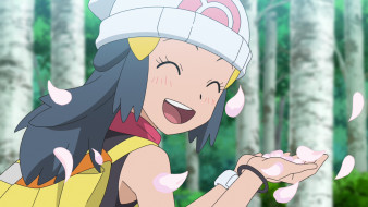аниме, pokemon, покемон