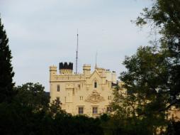 Lednice Castle обои для рабочего стола 1920x1440 lednice castle, города, замок леднице , чехия, lednice, castle