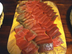 еда, рыбные блюда,  с морепродуктами, форель