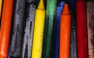 мелки, цвета