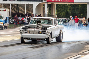 plymouth, barracuda, dragster