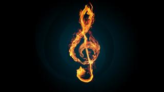 3д графика, другое , other, знак, огонь