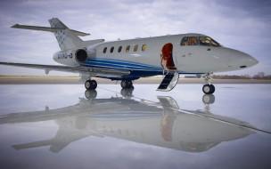 авиация, пассажирские самолёты, частный, самолет, аэродром, гражданская