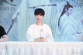 Сун Цзиян, китайский актер, певец, танцор