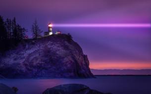 природа, маяки, маяк