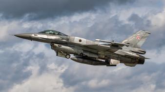 авиация, боевые самолёты, f16, fighting, falcon, general, dynamics, истребитель, четвертое, поколение