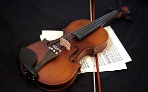 музыка, -музыкальные инструменты, ноты, скрипка