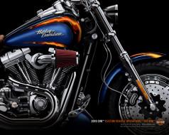 обои для рабочего стола 1280x1024 мотоциклы, harley, davidson