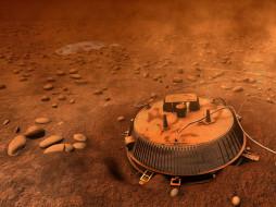 Гюйгенс  на Титане обои для рабочего стола 1600x1200 гюйгенс, на, титане, космос, спутники, сатурна