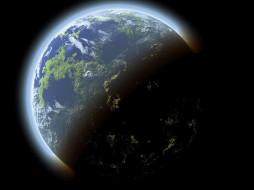 обои для рабочего стола 1024x768 космос, земля