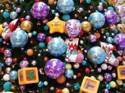 all, that, grow, on, christmas, trees, праздничные, украшения