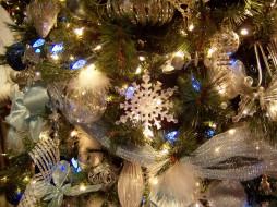 праздничные, украшения