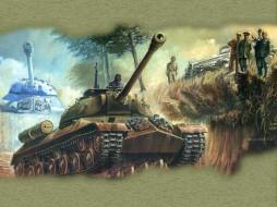 танк, гусеничная бронетехника