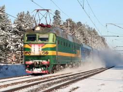 техника, поезда