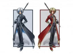 обои для рабочего стола 1024x768 аниме, weapon, blood, technology