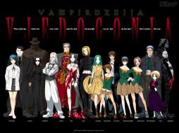 обои для рабочего стола 1024x768 аниме, vampirdzhija, vjedogonia