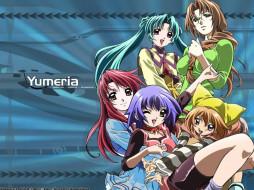 аниме, yumeria