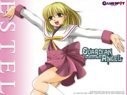 аниме, guardian, angel
